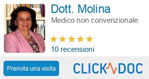 Cristina Molina Medico non convenzionale